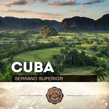 Cuba Serrano Superior