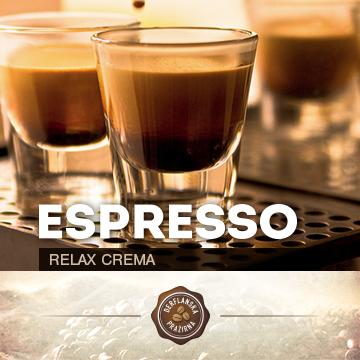 Espresso Relax crema