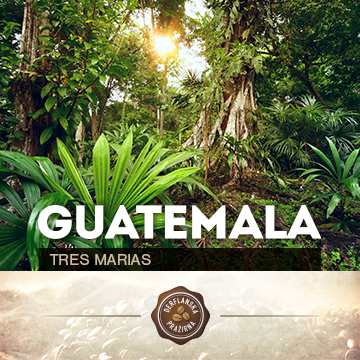 Guatemala Tres Marias