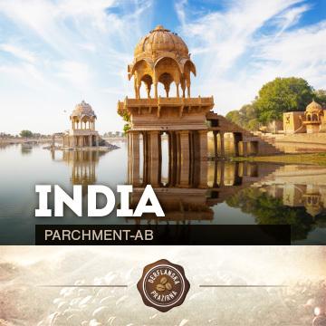 India Robusta Parchement